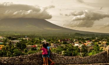 Le Mont Mayon, un géant des Philippines