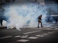Photoreportage : manifestation du 28 avril contre la loi travail à Rennes