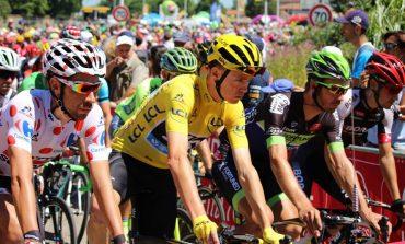 Tour de France : Froome, seul au rendez-vous