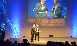 Prix Bayeux-Calvados, une immersion dans le journalisme en terrain de guerre