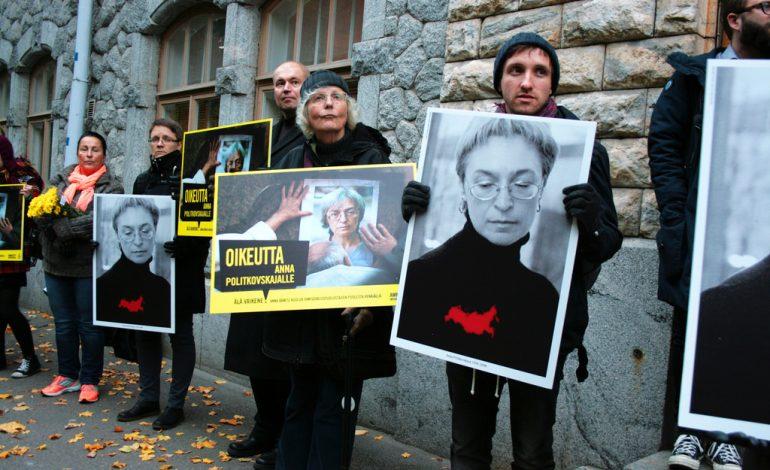 DOSSIER. Anna Politkovskaïa, journaliste pour la liberté