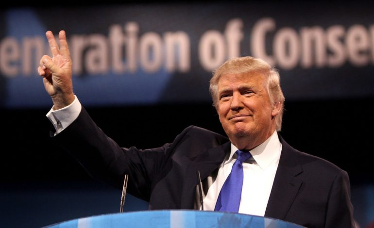 Keeping up with Donald Trump : les premiers pas du futur président