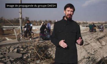 Otage de Daesh : John Cantlie apparaît dans une nouvelle vidéo