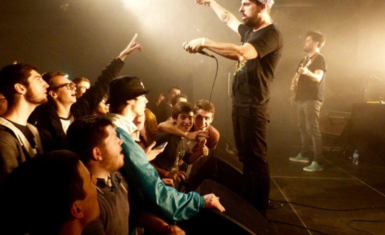 PHOTOREPORTAGE. Concert rap du Bebop, revivez la soirée en photos !