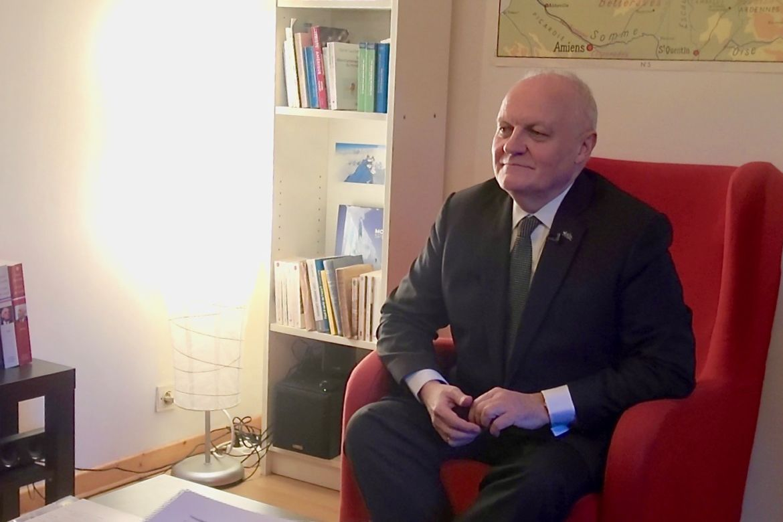 François Asselineau - Sciences Po Lille TV