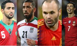 Mondial russe 2018: Groupe B comme Bagarre à Al-Andalus