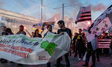 REPORTAGE. Bretagne unifiée et lutte des identités internationales