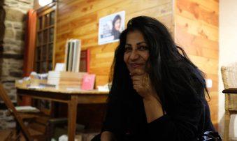 Rencontre. Hala Mohammad fait de son exil des poèmes